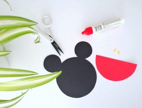 Mickey mouse čestitka