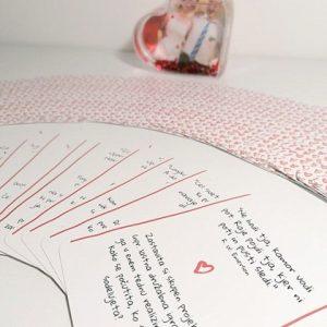 Celoletne kartice za vaju: Z roko v roki